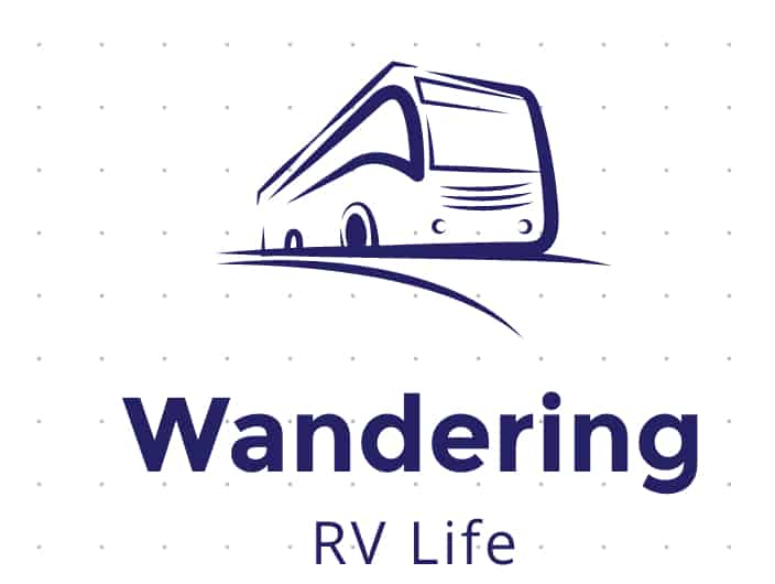 Wandering RV Life Logo